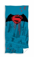 Prosop cu desene animate Batman Vs Superman
