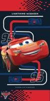 Prosop cu desene animate Cars