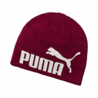 Caciula rosie Puma Essential Big Cat Beanie adulti