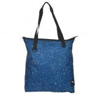 Geanta albastra de umar Puma Fundamentals Shopper femei