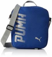 Geanta mica albastra Puma Pioneer Portable unisex