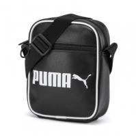 Mergi la Geanta neagra mica de umar Puma Campus Portable Retro