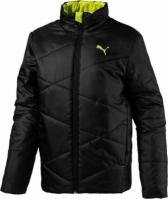 Jacheta neagra Puma Ess Padded Jacket B 592556-01 baietei