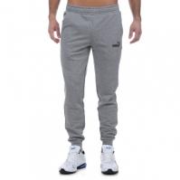 Pantaloni gri sport conici Puma Essentials barbati