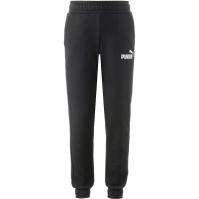 Pantaloni trening Puma ESS Logo baieti