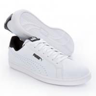 Pantofi sport albi Puma Smash Perf 363722-01 barbati