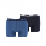 Set 2 perechi boxeri Puma Basic barbati