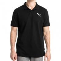 Mergi la Tricou polo negru Puma Ess Pique 851759-01 barbati