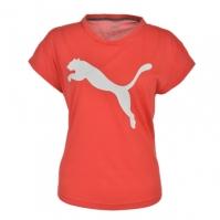 Tricou roz Puma Urban Sports Trend femei