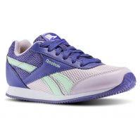 Pantofi sport colorati mov Reebok Royal Classic Jogger 2 J femei