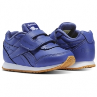 Pantofi sport mov cu arici Reebok Royal Classic Jogger 2.0 KC unisex copii