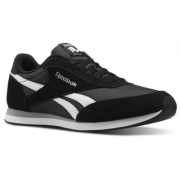 Pantofi sport piele intoarsa Reebok Royal Classic Jogger 2 barbati