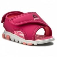 Sandale roz cu arici Reebok Wave Glider II BD4265 Fetite