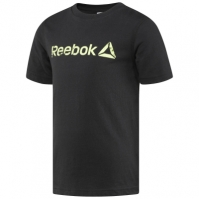 Tricou bumbac negru Reebok Essentials baieti