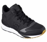 Adidasi sport piele Skechers OG 90 52353 BLK barbati