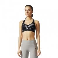 Bustiera sport cu imprimeu adidas CMMTTD femei