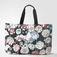 Geanta de umar adidas Originals Floral Shopper femei