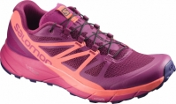 Adidasi alergare femei Salomon Sense Ride