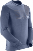 Bluze barbati Salomon Pulse Crewneck