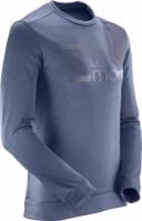 Bluze barbati Salomon Pulse Crewneck