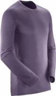 Bluze barbati Salomon X Wool Ls Tee