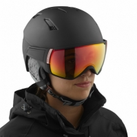Casca Ski Salomon Helmet Mirage+ Photo Femei
