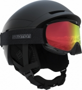 Casca Ski Salomon Helmet Quest Access Femei