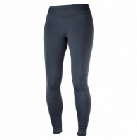 Colanti Alergare Salomon Elevate Warm Tight Femei