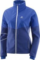 Geci ski femei Salomon Elevate Sshell Jacket