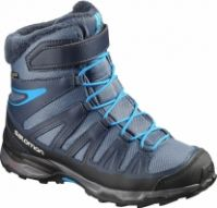 Ghete de iarna copii Salomon X-Ultra Winter Gore-Tex Junior