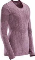 Bluza pentru femei Salomon Elevate Seamless Ls Tee