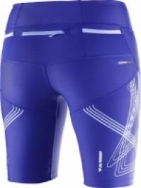 Colanti alergare femei Salomon Intensity Short Tight