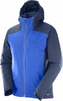 Jachete groase barbati Salomon La Cote Insulated Jacket