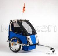 Koliken Rulota cu husa - pentru bicicleta