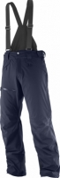 Pantaloni de schi barbati Salomon Chill Out Bib Pant