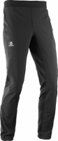Pantaloni de schi barbati Salomon Rs Warm Softshell Pant
