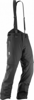 Pantaloni de schi barbati Salomon Whitefrost Flowtech Pant