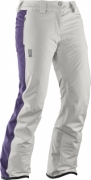 Pantaloni de schi femei Salomon Whitedream Pant