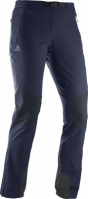 Pantaloni outdoor femei Salomon Wayfarer Mountain Pant