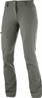 Pantaloni outdoor femei Salomon Wayfarer Utility Pant