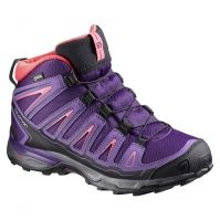 Pantofi sport copii Salomon X-Ultra Mid GTX J