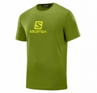 Tricou Activitati Urbane Salomon Coton Logo Ss Tee Barbati