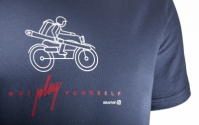 Tricouri sport barbati Salomon Outdoor Graphic Ss Tee