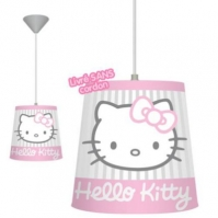Abajur Hello Kitty