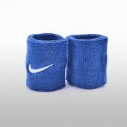 Accesorii de tenis albastre Nike Swoosh Wristbands Unisex adulti