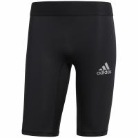 Colanti scurti de corp Adidas Alphaskin Sport negru CW9456 barbati teamwear adidas teamwear