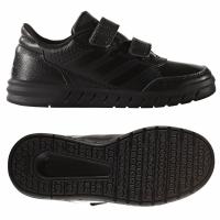 Pantofi sport cu arici adidas Alta CF K BA9526 copii