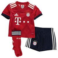 adidas Bayern Munich Home Mini Kit 2018 2019