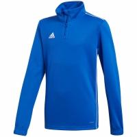 Bluza de trening antrenament antrenament Adidas Core 18 CV4140 copii