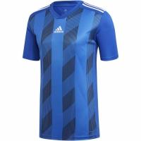 Adidas cu dungi 19 Jersey albastru DP3200 copii teamwear adidas teamwear